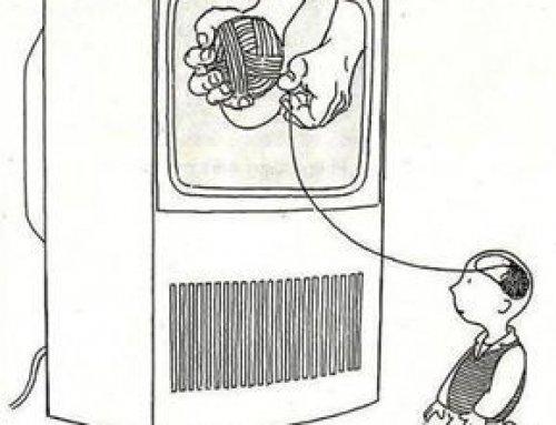 Miért nem fejlődik a gyerekek agya tévézés közben!?