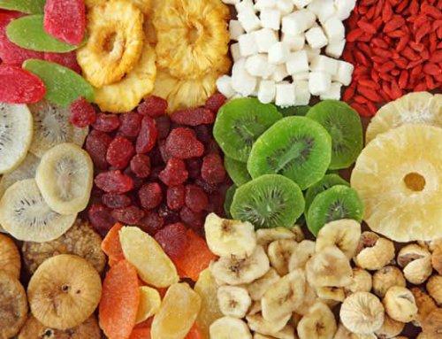 Az élelmiszerek fruktóz-, szorbit- és glukóztartalma